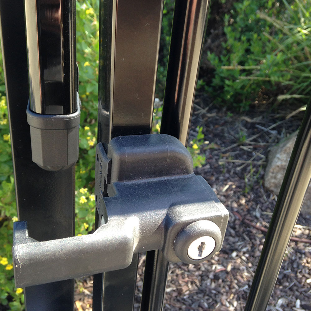 Magnetic Pool Gate Latch Sl 50h Safetech Hardware