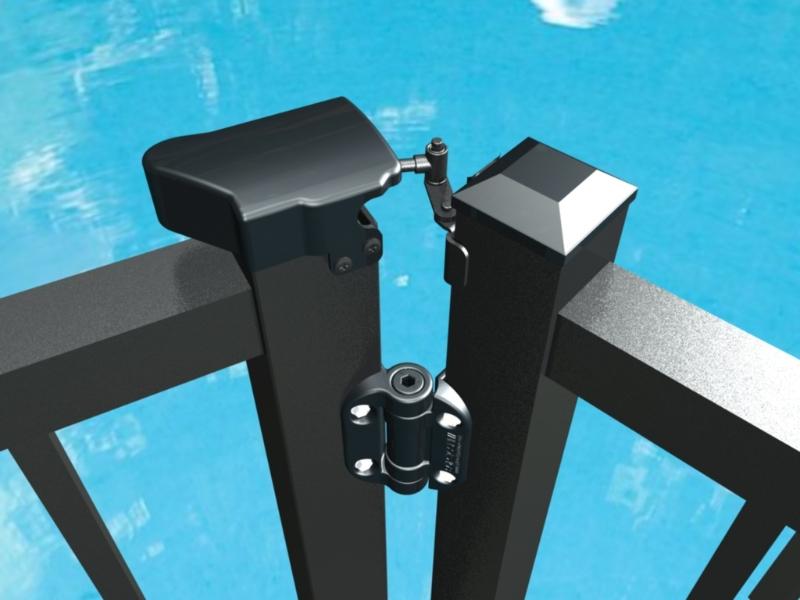 Gate Slamming Solution Scl 5038 Safetech Hardware